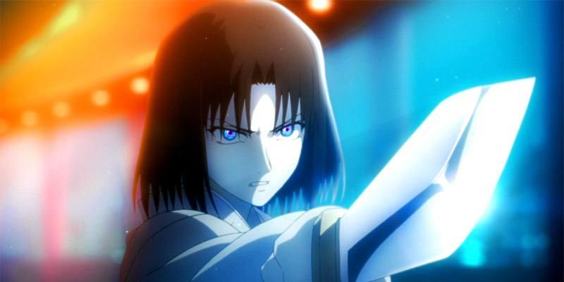Streaming Kara no Kyoukai 5: Spirale di paradosso