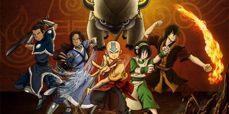 Streaming Avatar - La leggenda di Aang