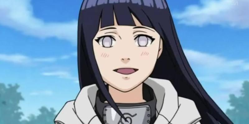 Il doppiatore di Hinata Hyuga