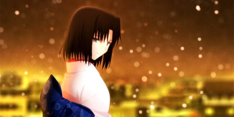 Streaming Kara no Kyoukai 9: Epilogo