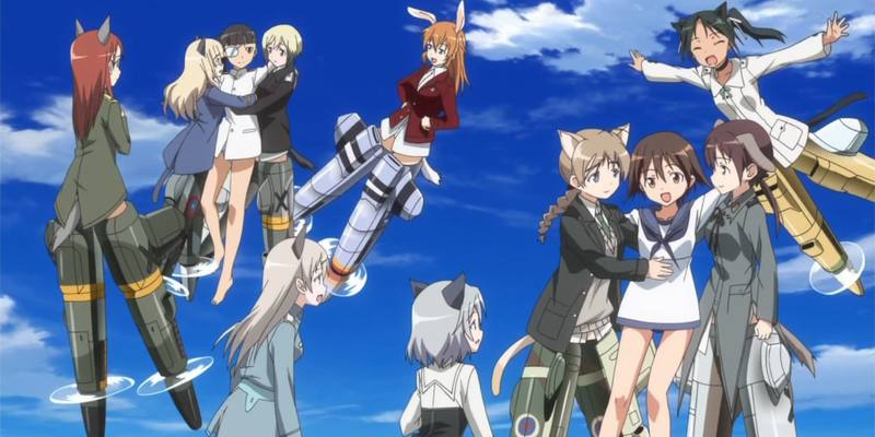 Streaming Strike Witches