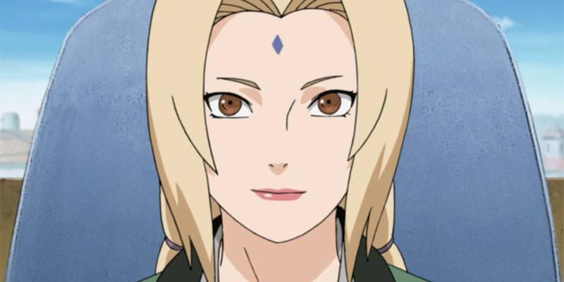 Il doppiatore di Tzunade