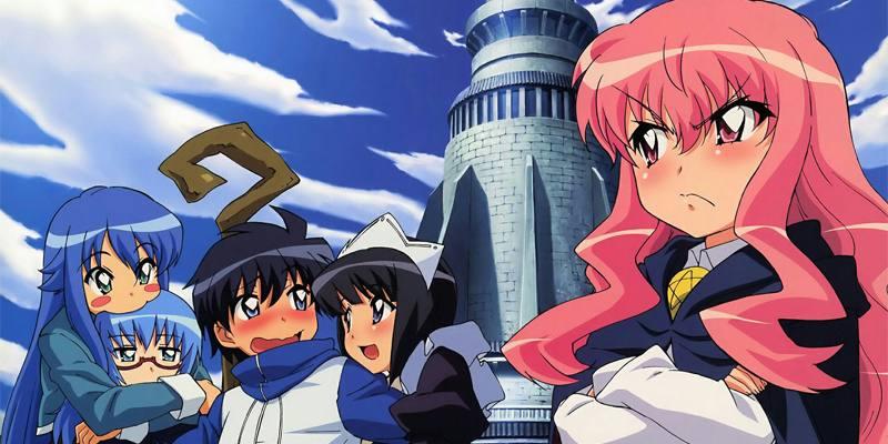 Streaming Zero no Tsukaima: Princesses no Rondo Picture Drama