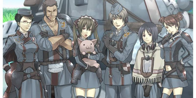 Streaming Valkyria Chronicles: Theater